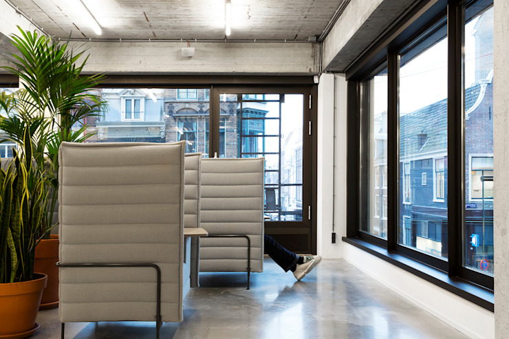Spaces Moderne kantoorgebouwen van ASPACEYOUDONOTWANTTOLEAVE.COM Modern