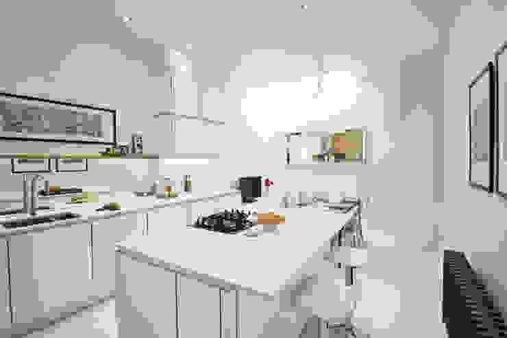 Tabard Street:  Kitchen by Hamilton King,