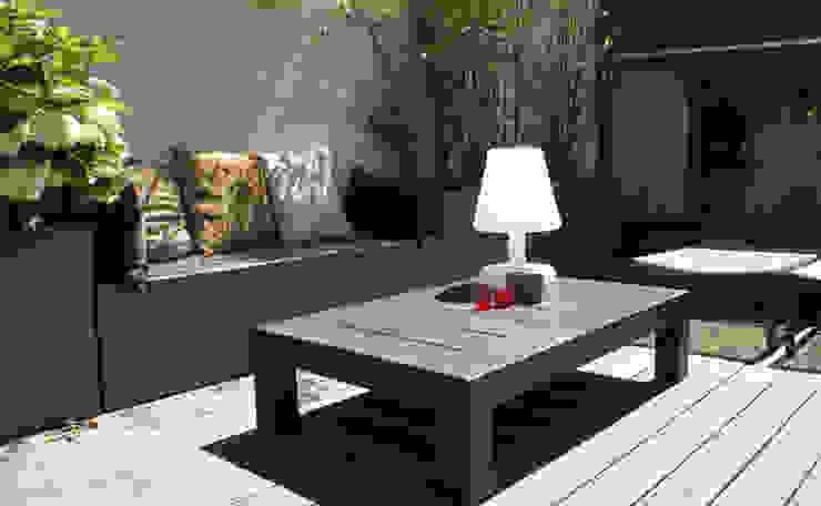 Bacs et Bancs Image'In Jardin moderne par ATELIER SO GREEN Moderne