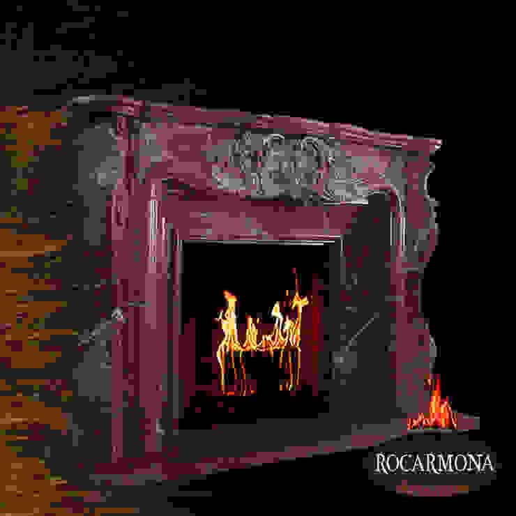 chimenea mod. estambul de Rocarmona Artesanos,s.l. Clásico