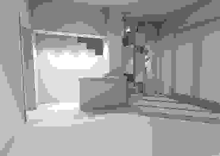 Les solutions petits espaces: Salon moderne par AeA - Architecture Eric Agro Moderne