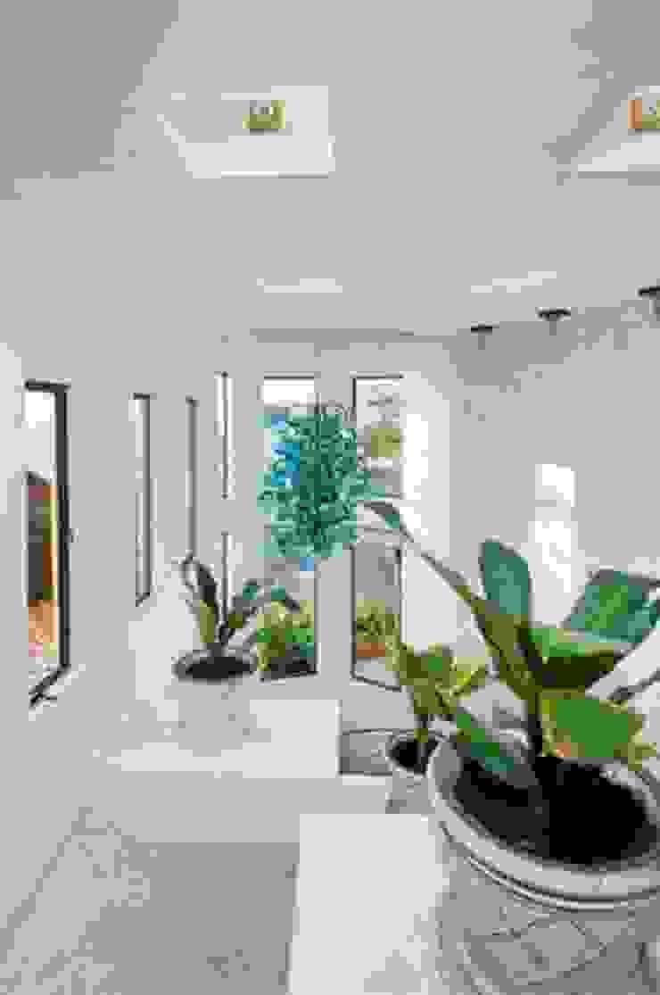 CASA MÉXICO Corridor, hallway & stairsLighting