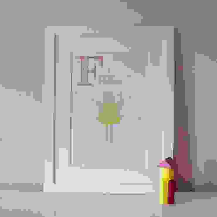F is for Fairy :: Personalised Print Hope & Rainbows Nursery/kid's roomAccessories & decoration