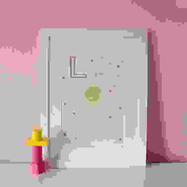 L is for Lollipop :: Personalised Print Hope & Rainbows Nursery/kid's roomAccessories & decoration