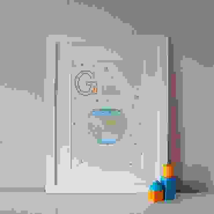 G is for Goldfish :: Personalised Print Hope & Rainbows Nursery/kid's roomAccessories & decoration