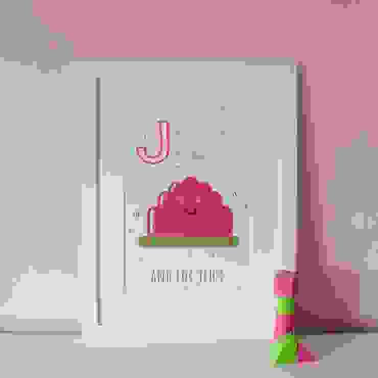 J is for Jelly :: Personalised Print Hope & Rainbows Nursery/kid's roomAccessories & decoration