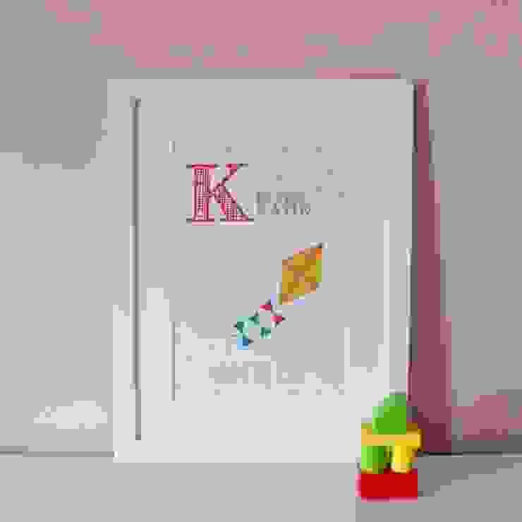 K is for Kite :: Personalised Print Hope & Rainbows Nursery/kid's roomAccessories & decoration