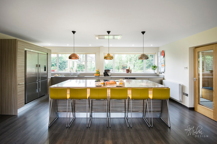 Kitchen by Lisa Melvin Design ,