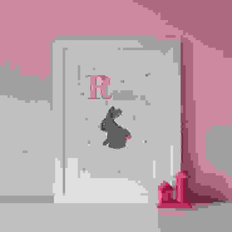 R is for Rabbit Hope & Rainbows Nursery/kid's roomAccessories & decoration