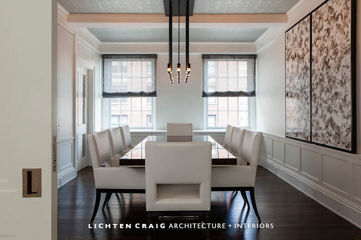 Classic style dining room by homify Classic