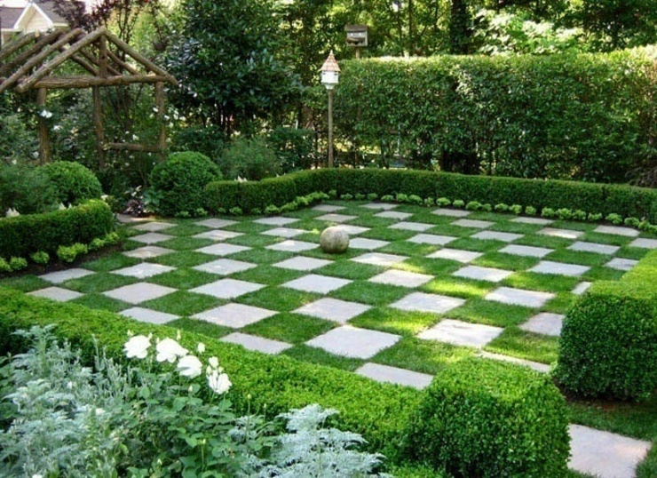 Garden by Dotto Francesco consulting Green
