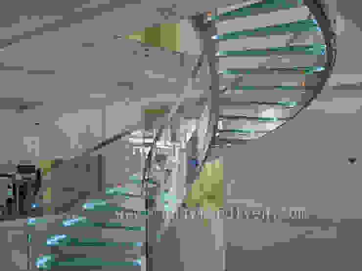 tunay merdiven – TUNAY MERDİVEN:  tarz Ofis Alanları
