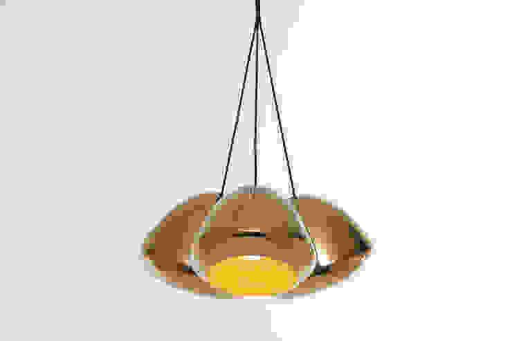 Ross Gardam Glaze ceramiczna, ręcznie formowania lampa sufitowa z Australii od ilumia.pl Nowoczesny