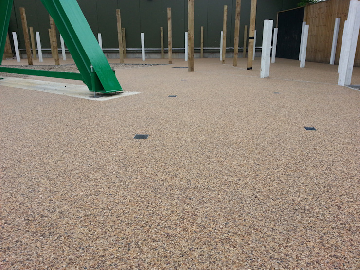 Resin Bound Paving at Lego Land Permeable Paving Solutions UK Event venues