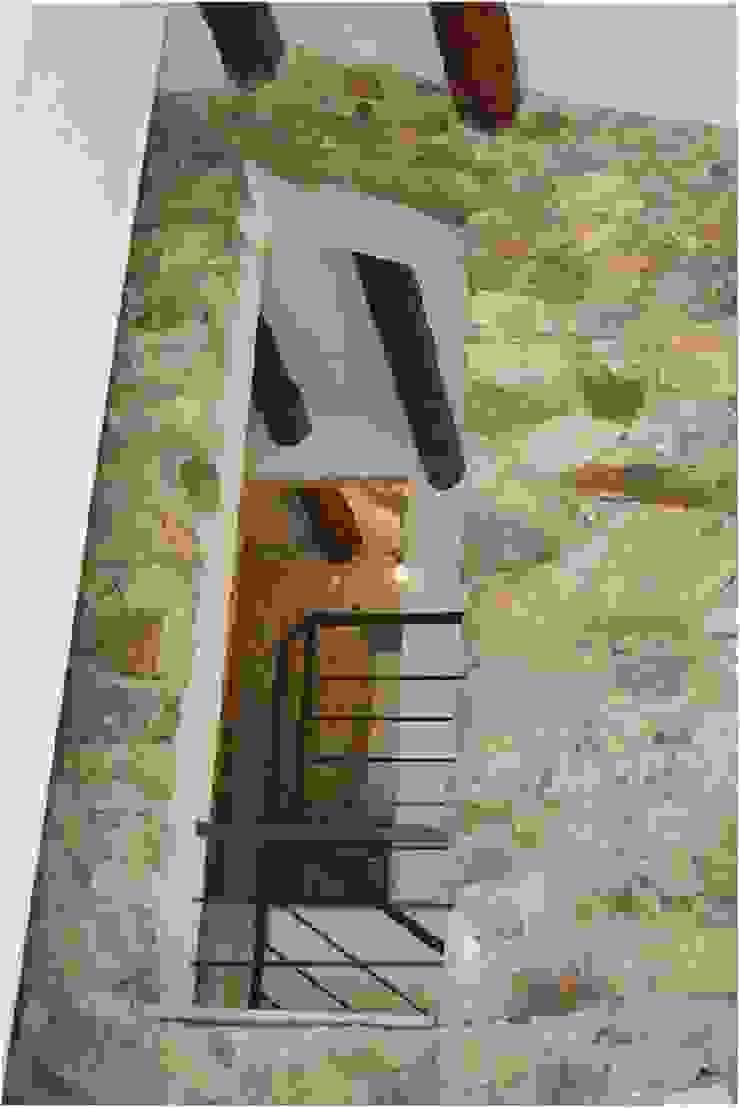 Olga Relaño Redondo Country style corridor, hallway& stairs
