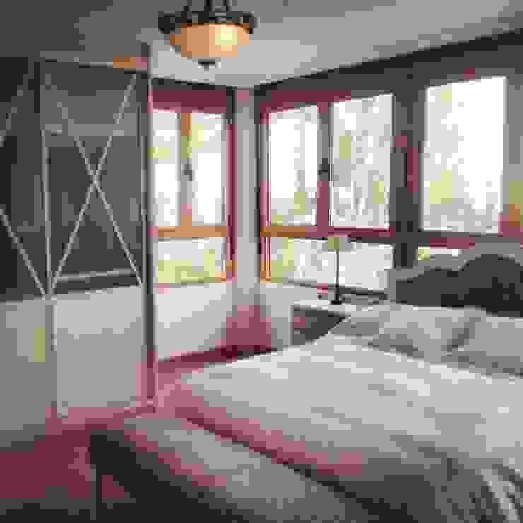 Dormitorio Reformado Dormitorios de estilo clásico de AG INTERIORISMO Clásico