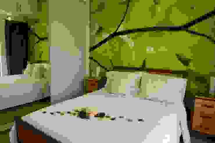 Chambre de style  par KAS Interior Design, Moderne
