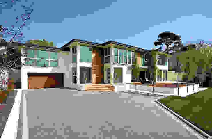 22 Chaddesley Glen Modern houses by David James Architects & Partners Ltd Modern