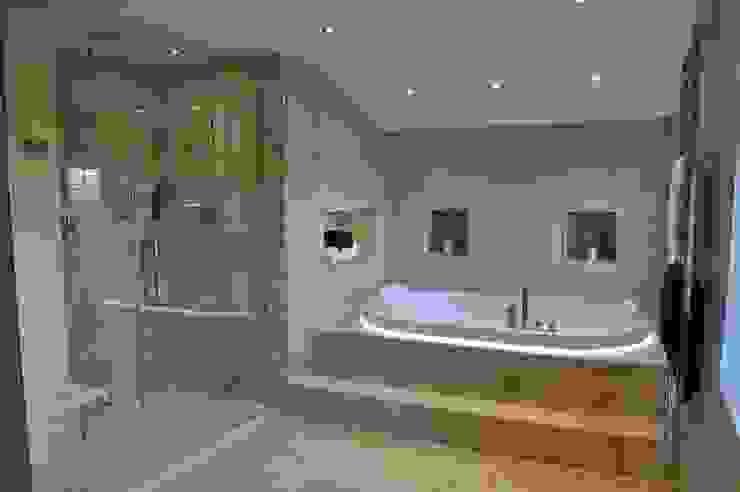 Bath & Shower View :  Bathroom by Daman of Witham Ltd,