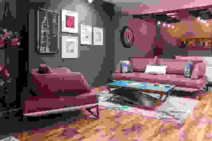 Modern living room by OSMANOĞULLARI MOBİLYA Modern