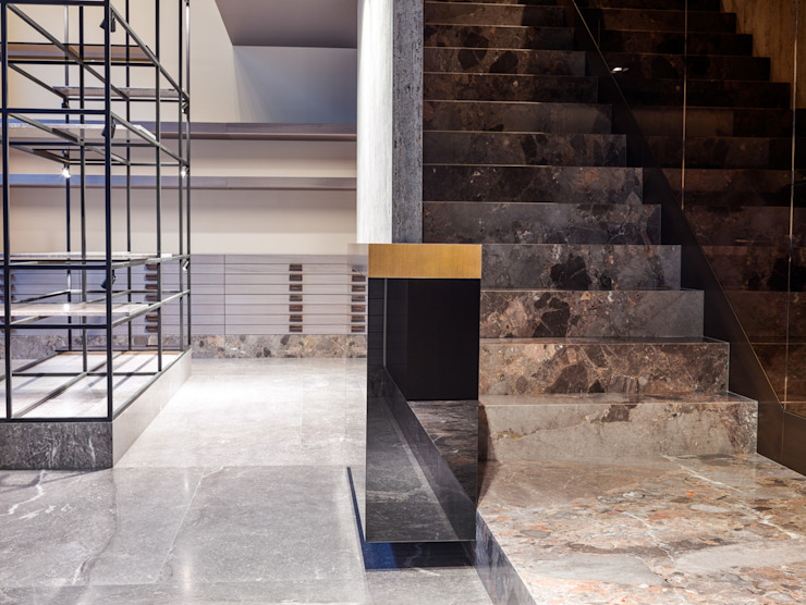 Commercial Spaces by Glenn Sestig Architects