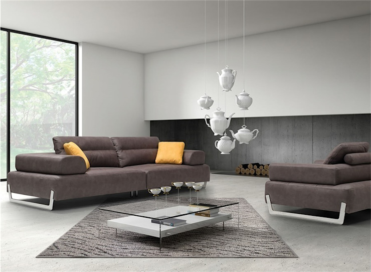 Living room by OSMANOĞULLARI MOBİLYA
