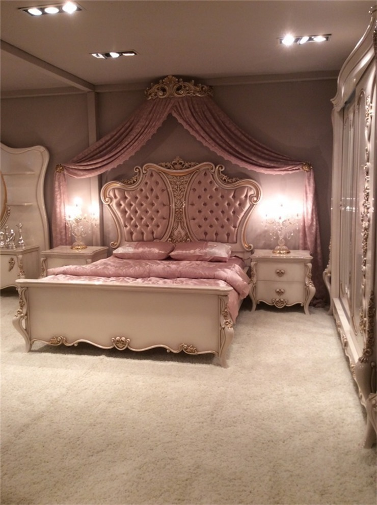 Osmanoğulları Mobilya Klasik Yatak Odası OSMANOĞULLARI MOBİLYA Klasik