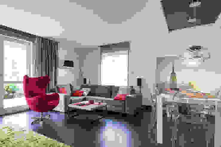Salon moderne par Inspiration Studio Moderne