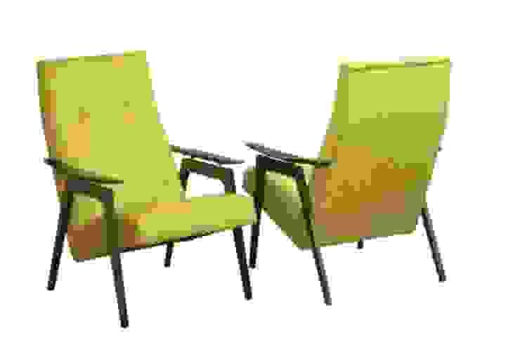 Винтажные кресла в стиле Mid-century от NICE CATCH Кантри