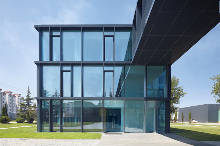 Taiwan Glass, Qingdao by Philipp Mainzer Office for Architecture Modern