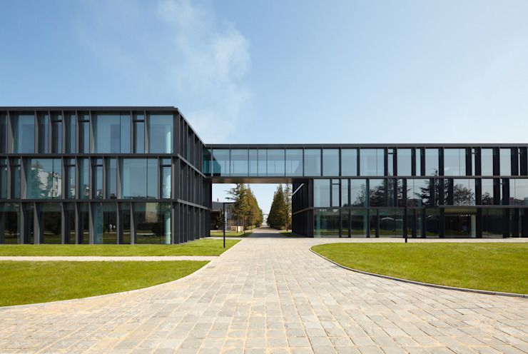 Taiwan Glass, Qingdao by Philipp Mainzer Office for Architecture 모던