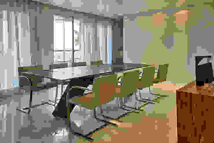 Sala de jantar Salas de jantar modernas por Fernanda Sperb Arquitetura e interiores Moderno