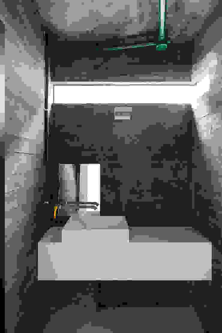 Ateliê Luis Anhaia Edifícios comerciais minimalistas por Zemel+ ARQUITETOS Minimalista