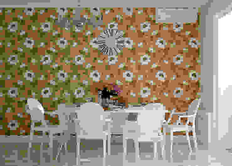 Студия интерьерного дизайна happy.design ห้องครัว