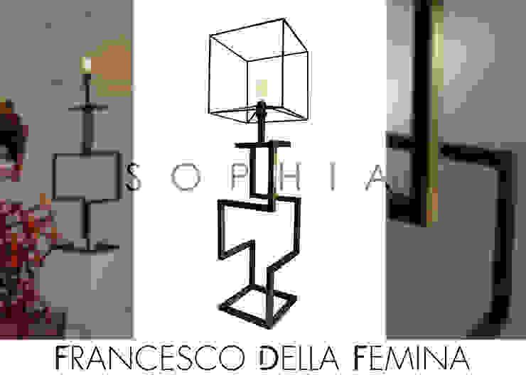 Sophia Lamp di Francesco Della Femina Moderno
