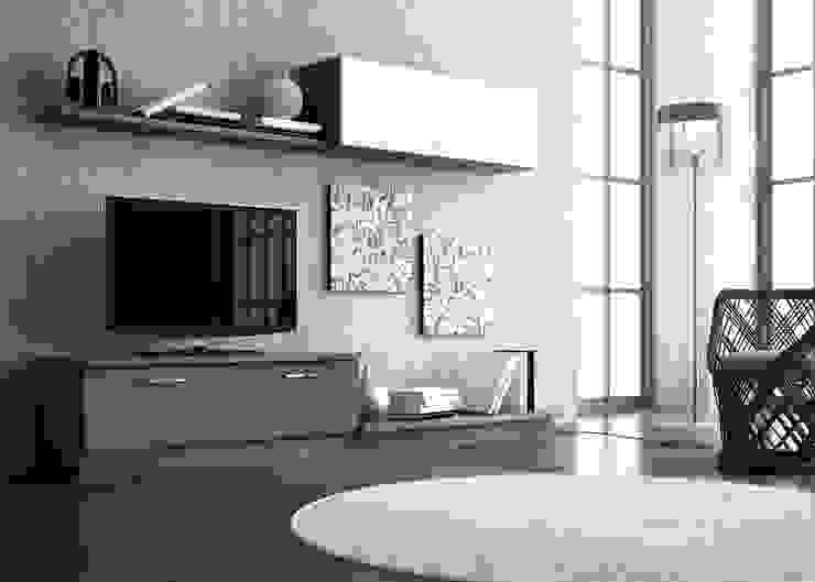 Composición jandula 22 de Muebles 1 Click Moderno