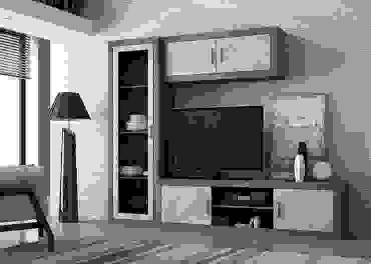 Composición zora 01 de Muebles 1 Click Moderno