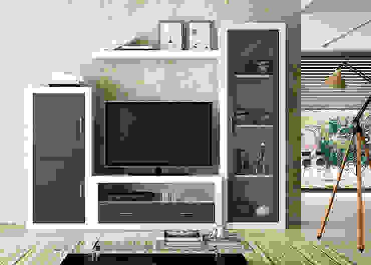 Composición Zora 04 de Muebles 1 Click Moderno