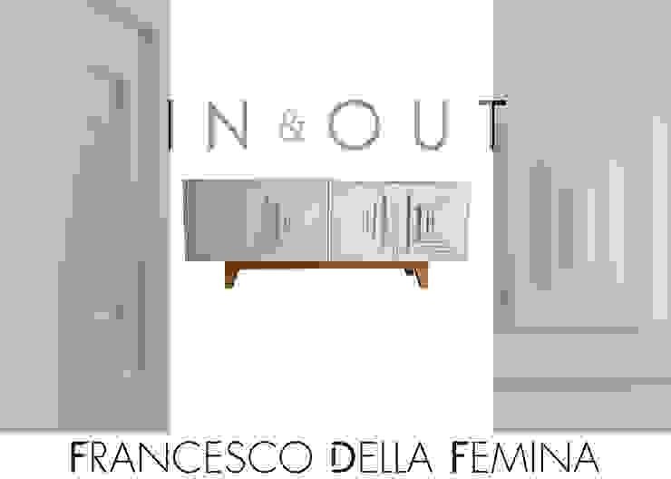 In & Out sideboard di Francesco Della Femina