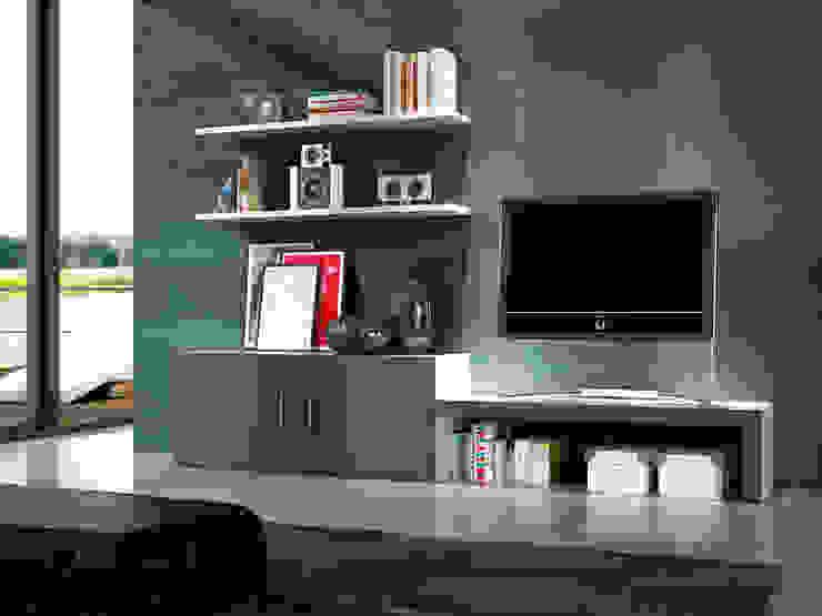 Composición Unica 101 de Muebles 1 Click Moderno