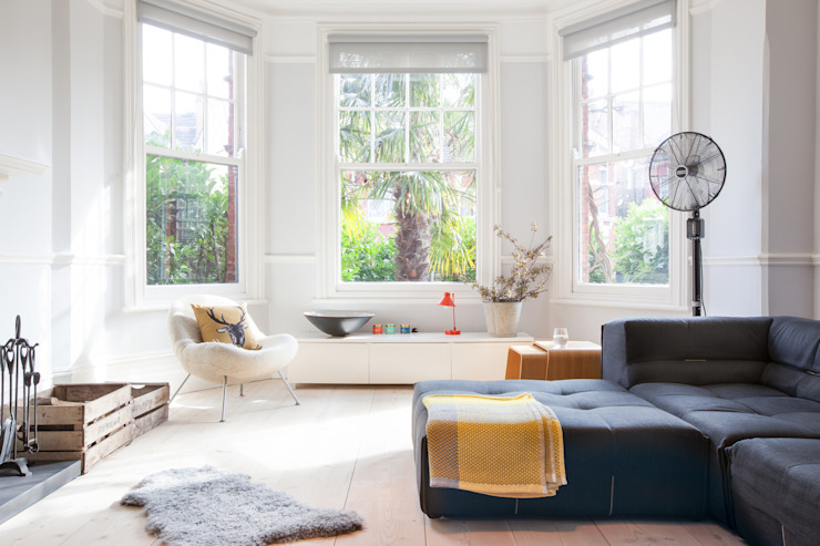 PG Residence Salon scandinave par deDraft Ltd Scandinave