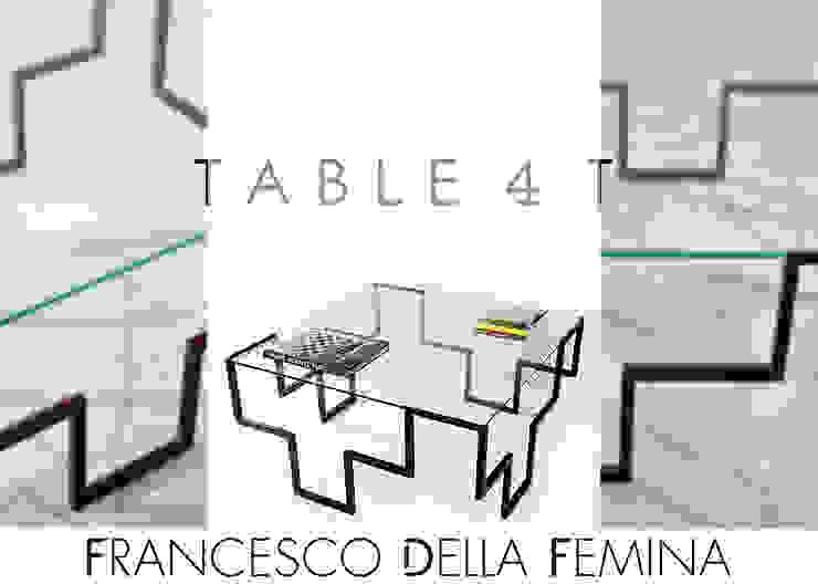 Table 4T di Francesco Della Femina Moderno