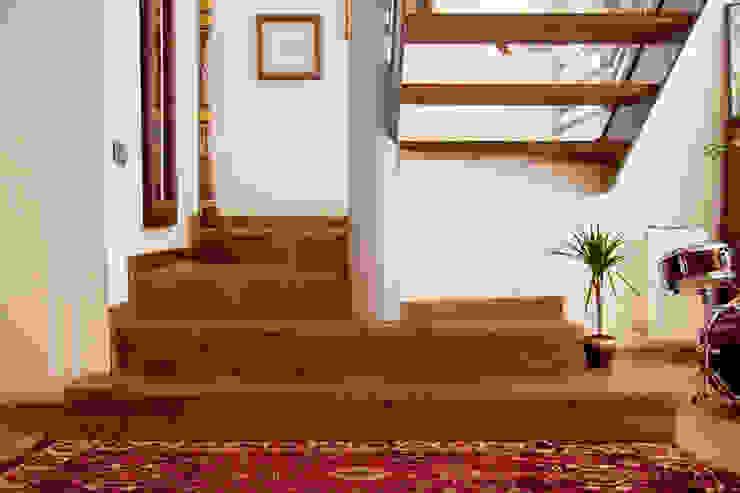 Ecalera en madera natural de Bafra Mediterráneo