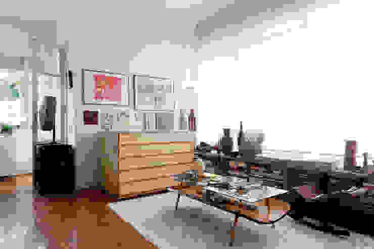 Apartamento Sabará por Zemel+ ARQUITETOS Moderno