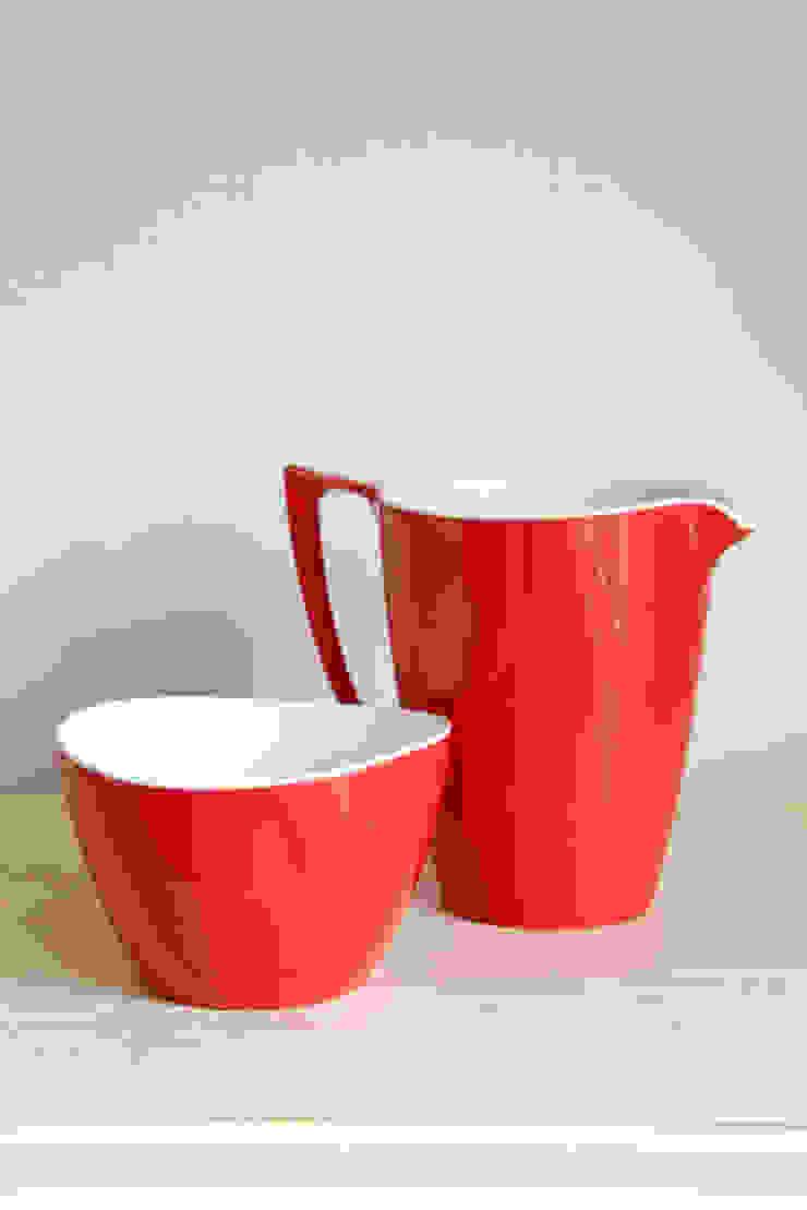 Mid-century Melmex jug and bowl The OK Corral KitchenCutlery, crockery & glassware