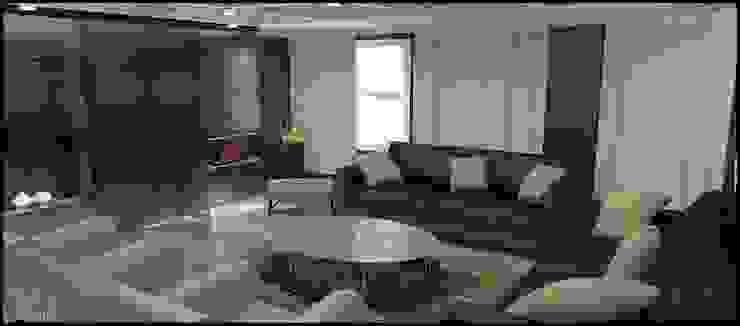 Living Room Design 1618 DESIGN & INTERIOR ARCHITECTURE Eklektik