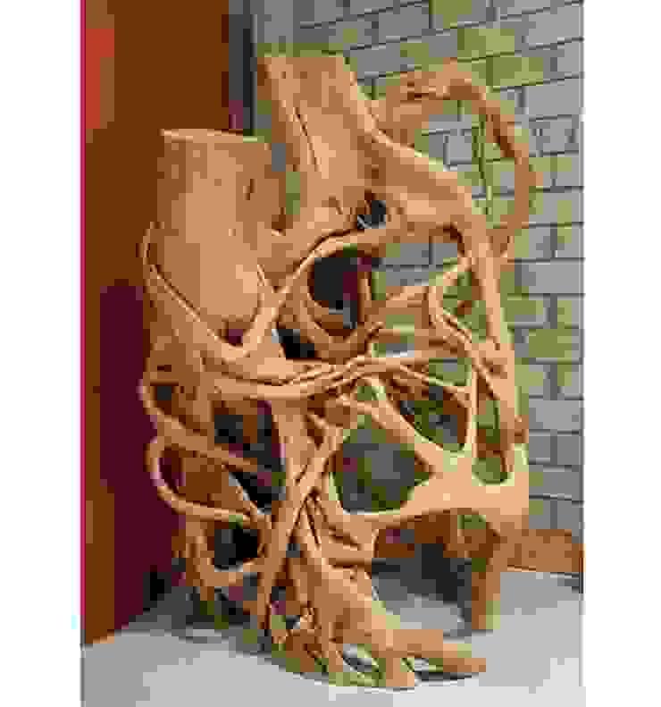 Escultura Romeu e Julieta. por Camacã Design Rústico