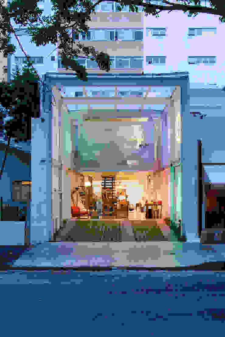 Galeria Nacional Lojas & Imóveis comerciais modernos por Zemel+ ARQUITETOS Moderno