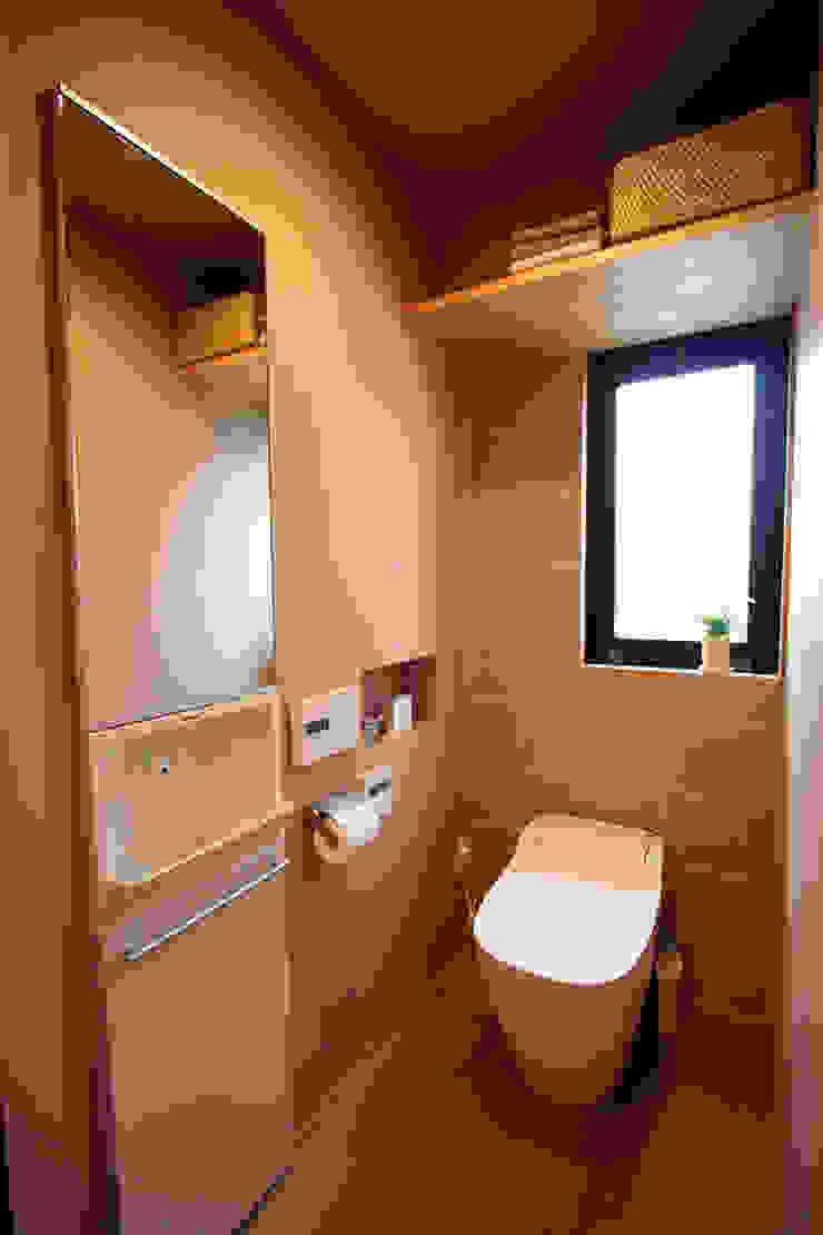 御所南の家 マンションリフォーム オリジナルスタイルの お風呂 の 株式会社ローバー都市建築事務所 オリジナル