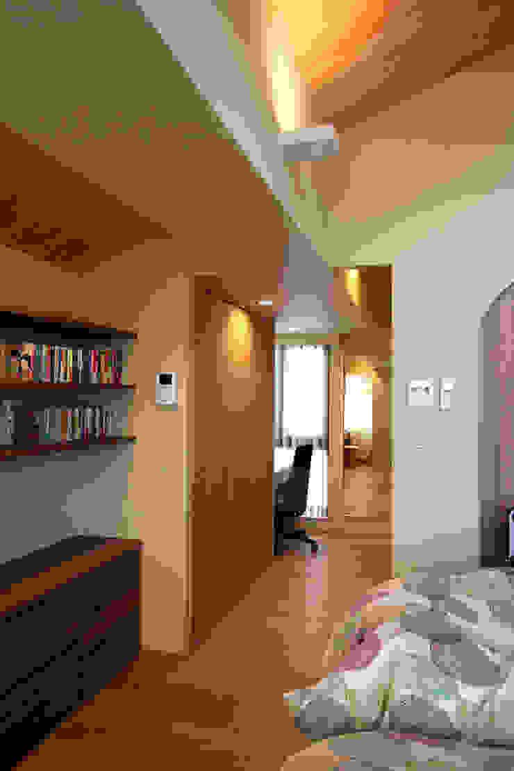 御所南の家 マンションリフォーム オリジナルスタイルの 寝室 の 株式会社ローバー都市建築事務所 オリジナル